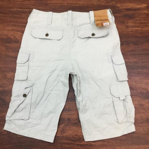 urban pipeline Other - URBAN PIPELINE Men's NEW Beige Casual Cargo Shorts